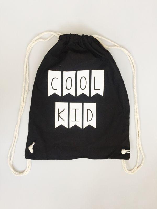 Rugzakje Cool Kid zwart