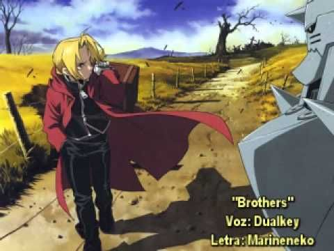 Brothers (Cover latino)