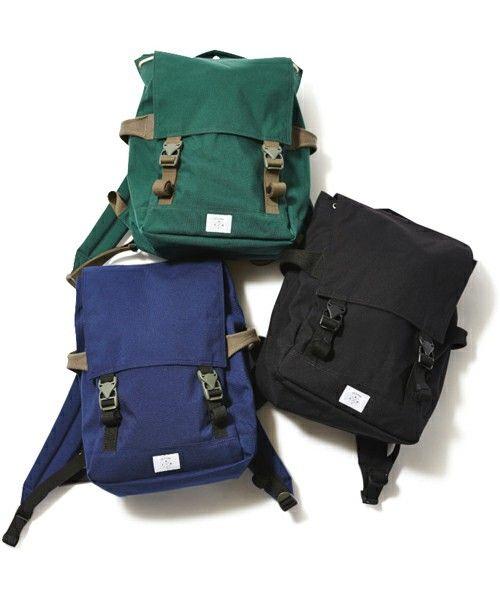 【セール】CANOE BAG/カヌー バッグ (バックパック/リュック)|ficouture(フィクチュール)のファッション通販 - ZOZOTOWN