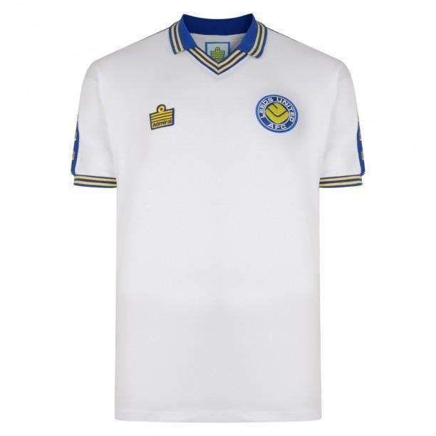 Leeds United Football club 1978-79 Admiral Retro Classic Vintage ...