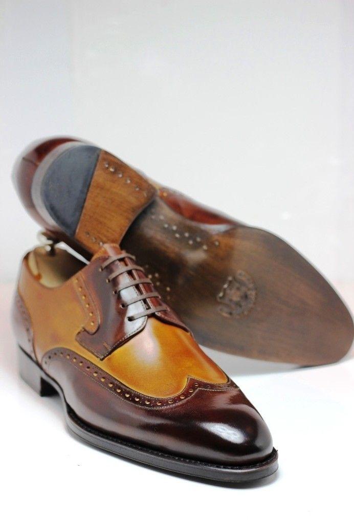 Zapatos: Brown Oxfords, Fashion Advice, Men Style, Awesome Shoes, Men Fashion, Men Footwear, Men Shoes, Beautiful Shoes, Style Fashion