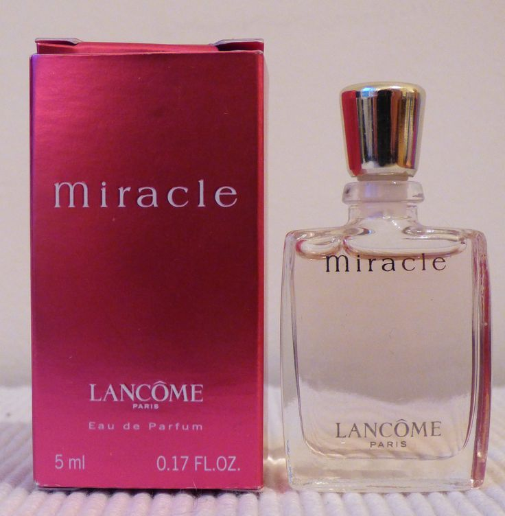 De Miracle Ml BoîteCollection Avec LancômeEau Parfum 5 eroCxBd