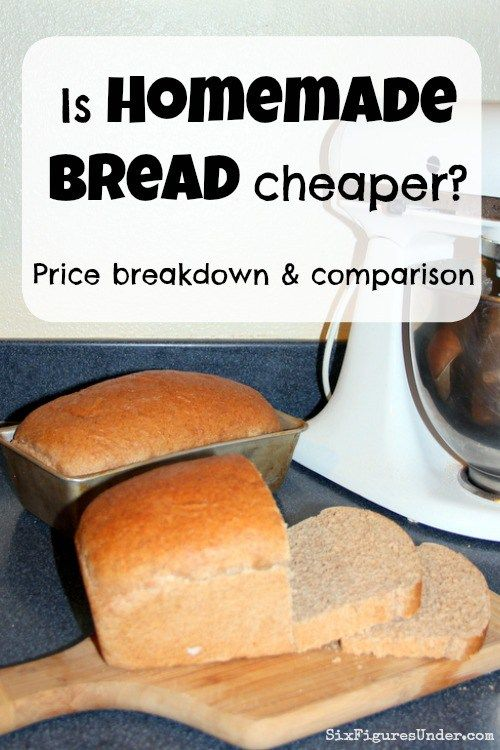 Does homemade bread really save money?  Is it worth it to make your own bread?  We will hash out all the costs and other details so you can decide for yourself! I often get asked if making homemade bread is really cheaper than just buying bread.  There are lots of factors to take into consideration when …