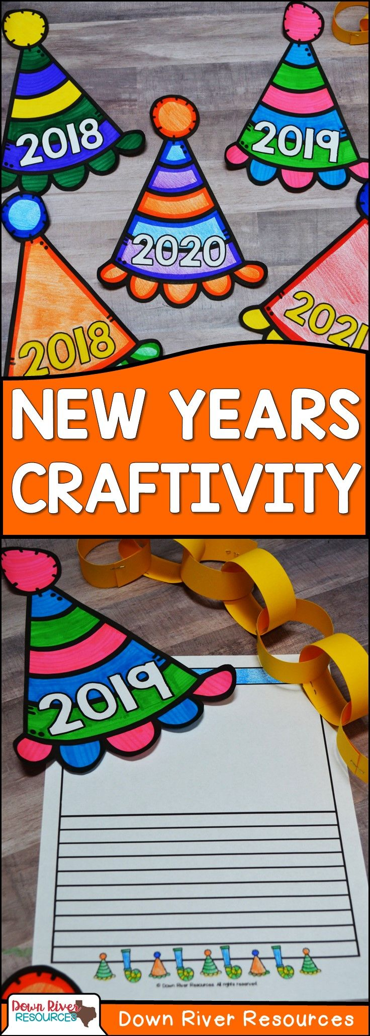 New Years Crafts for Kids | New Years Crafts | New Years Writing Prompts | New Years Writing Activities | New Years Writing Kindergarten | New Years Writing First Grade | New Years Writing Second Grade | New Years Writing Third Grade | New Years Writing Fourth Grade | New Years Writing Fifth Grade | New Years Bulletin Boards