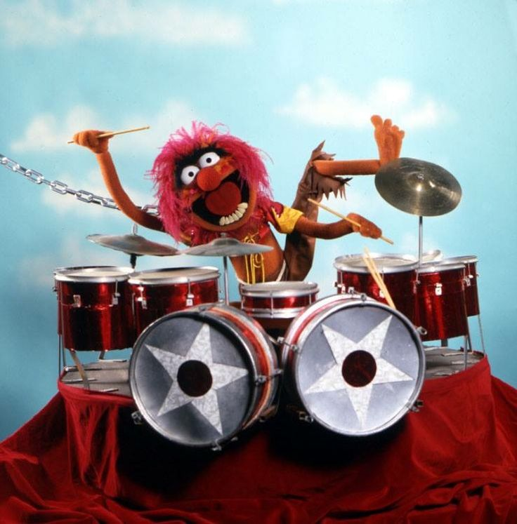 220 best muppets animal images on pinterest animales - Animal muppet images ...