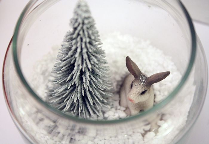 DIY // Une jarre de Noël « Mango and Salt