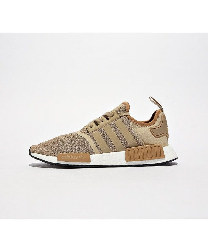 Adidas R1 In Gold Raw Nmd Trainers Cardboard 8knPN0wOX
