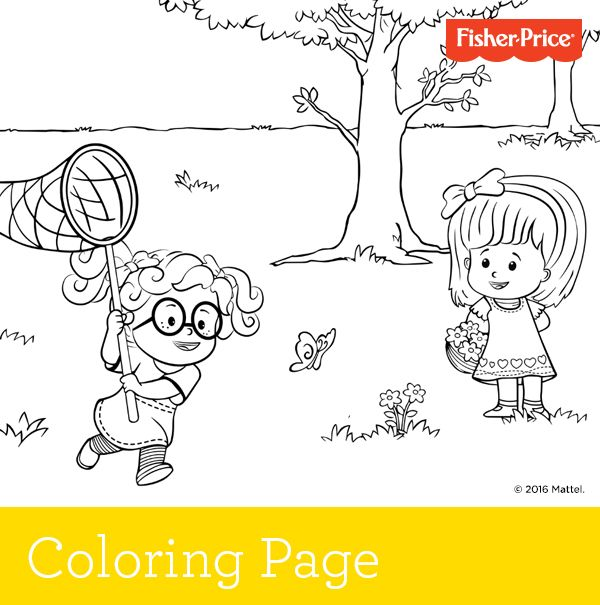 Get Ready For Some Coloring Fun With Free Printable Pages From Fisher Price Browse The Wide Selection Of Kids To Find