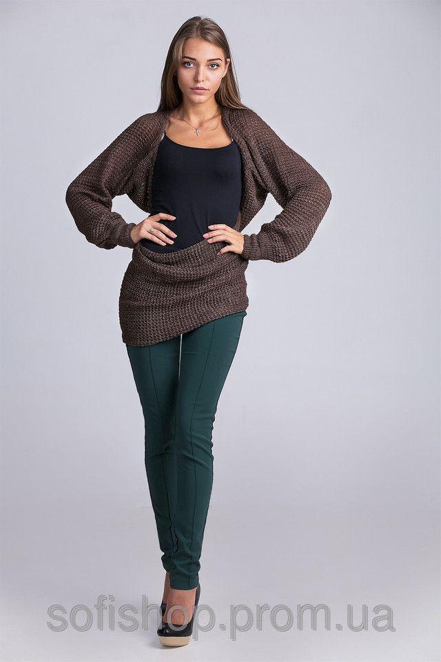 Многофункциональный вязаный свитер-шарф «Sciarpone»: продажа, цена в Хмельницком, Интернет-магазин одежды Sofi