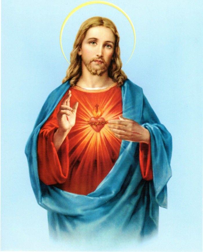 Imágenes-del-sagrado-corazón-de-Jesús (con Imágenes