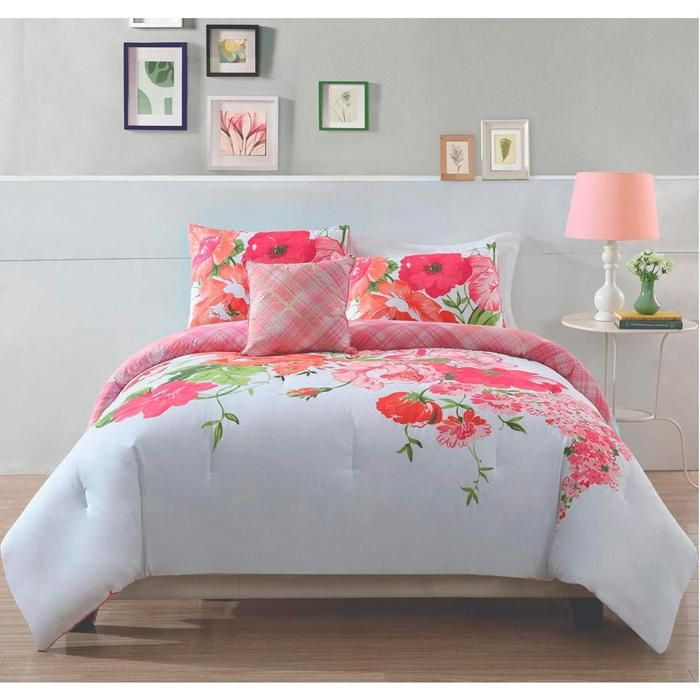 gwen twin comforter with sham nebraska furniture mart floral setsking