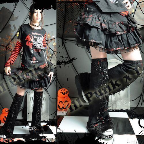 """punk rave clothing line / visual kei -  look for the Anime Emo Punk Tech Movement of 2054 in book series, """"The Biodome Chronicles"""" by Jesikah Sundin (see board for """"Legacy"""", """"Elements"""" and """"Gamemaster"""")"""