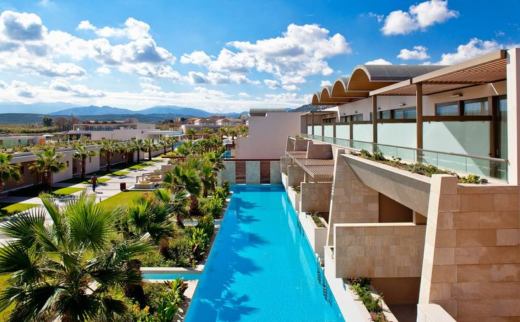 Avra hotel in Chania of Crete