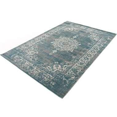 Home Living vloerkleed Classic - grijs/blauw - 80x150 cm