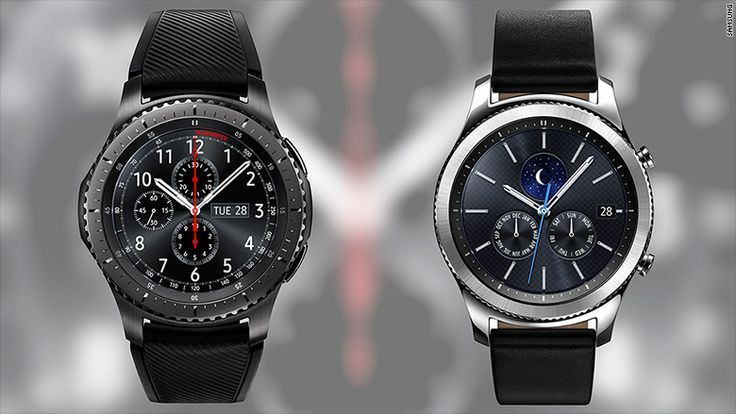 Samsung Gear s3-Frontier smartwatch engineered for adventure, you can stay in touch without reaching your phone. Gear s3 is Bluetooth connected. to know more, log on to imastudent.com
