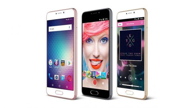 BLU lanza 3 nuevos smartphones en Chile con baterías de extra duración