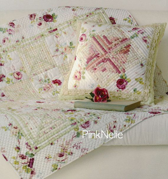 Sanae Kono PATCHWORK QUILTS Japanese Craft Book by PinkNelie