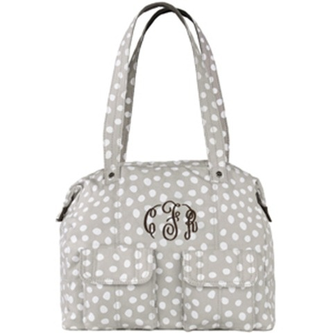 You can get this beautiful Casual Cargo Purse in Lotsa Dots from Thirty-One Gifts for 1/2 price in April! Place your order today at www.mythirtyone.com/MWetsel