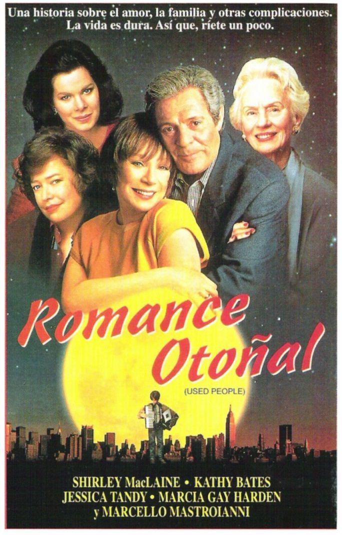 Romance Otonal 1992 Used People De Beeban Kidron Tt0105706 Movie Posters Movies Poster