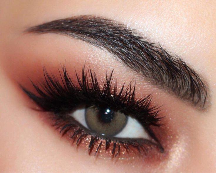 #Eyes #MakeupLook #morphebrushes #eyeshadow