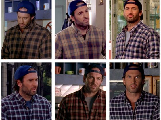 Happy birthday, Scott Patterson! Time to celebrate with proof that Luke Danes is the best of the best.