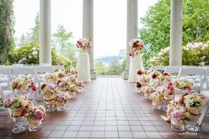 2015 Recommended Vancouver Wedding Venues and Vendors (Hycroft Manor)