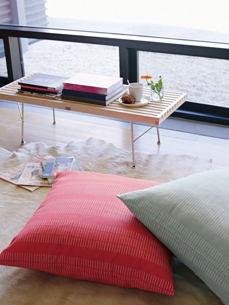 Giant Floor Pillows Pinterest : Dash Floor Pillow Designed by Anne Rosenberg Living Room Pinterest Pillow design, Floor ...