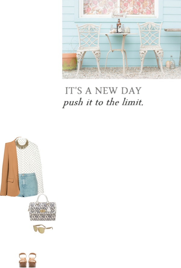 """""""a brand new day"""" by yenybarriot ❤ liked on Polyvore"""