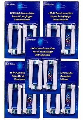 Ebay Vielfalt Aufsteckbürsten für Oral B 20 stk.(5x4) Precision Clean OVP Beste Preis!!!!!: EUR 7,89 Angebotsende: Mittwoch…%#ebayvielfalt%