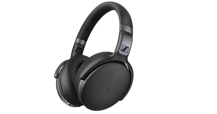 Sennheiser wireless-headphones-HD 4-40 BT. Flexible headband and the lavish earpads are very secure - a good thing taking into consideration the 25-hour battery life that is drawn-out. Complete controls that are sound/mic. Compatible with tablet computers & the majority of smartphones.