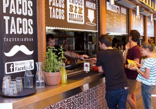 Movida Terazza Turns to Tacos