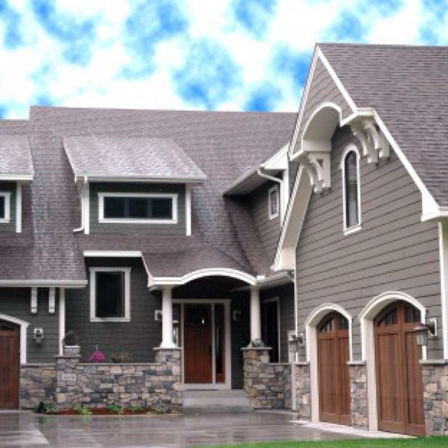 Best Color Combinations For Home Exterior: Exterior Color Schemes
