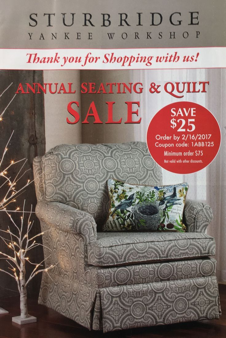 30 Home Decor Catalogs You Can Get for Free by Mail: Sturbridge Yankee Workshop