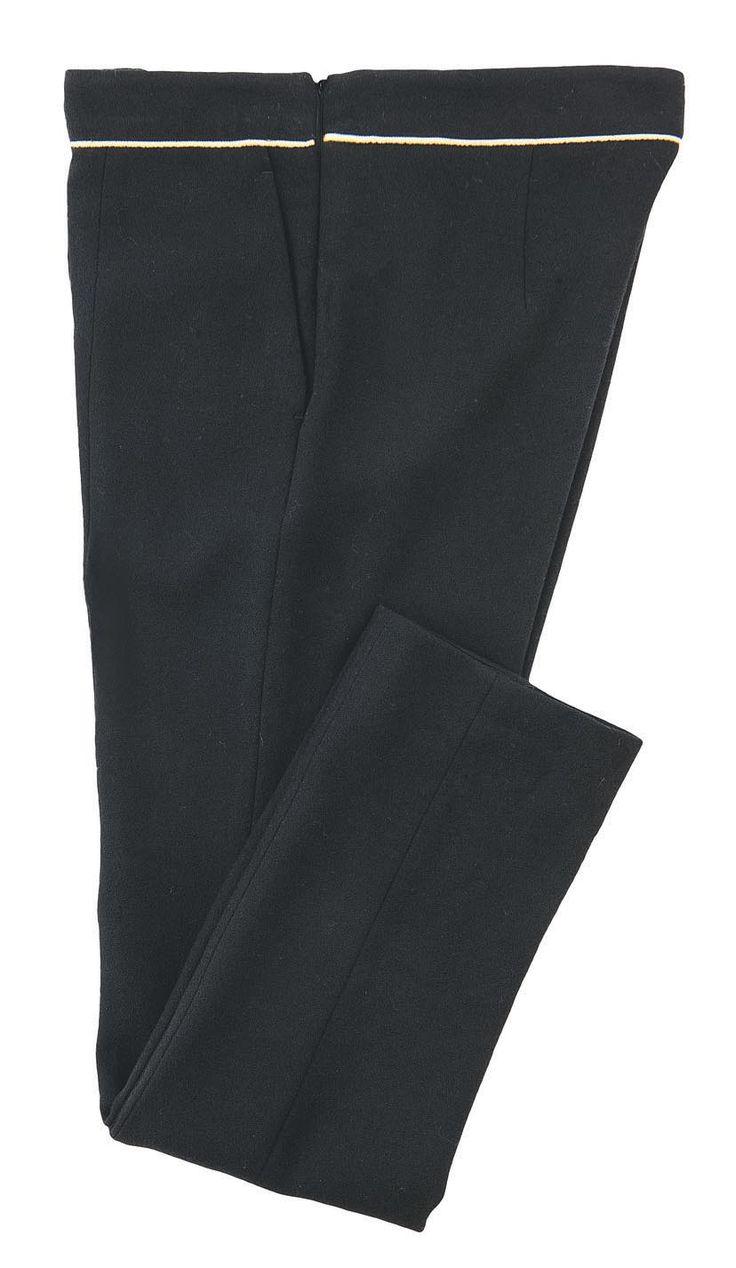 Black pants - Tonello A/W Collection