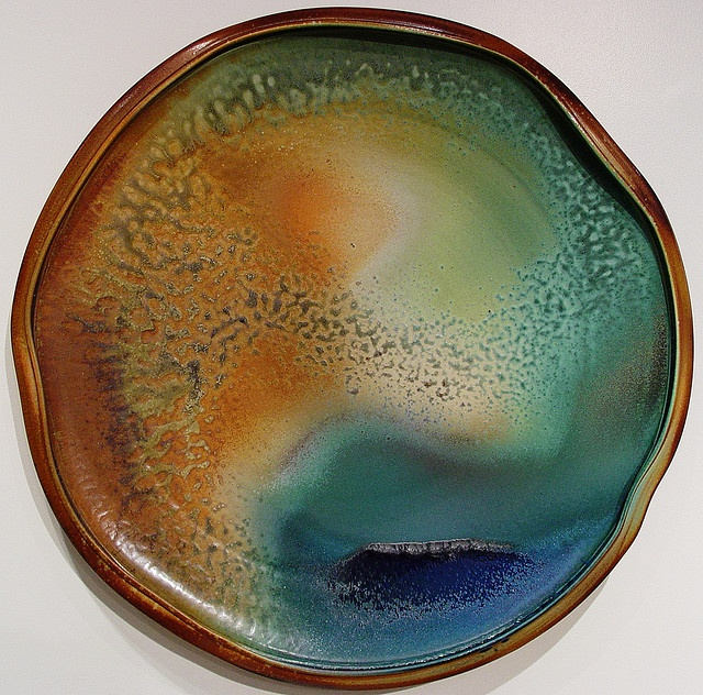 Frank Boyden and Tom Coleman - took 2 famous potters to make this? no wonder I'm having trouble!