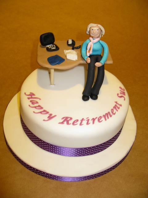 63 best images about Retirement cake ideas on Pinterest ...