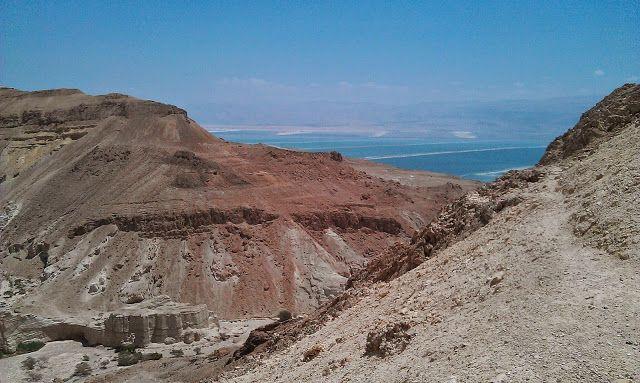 Desert, Dead Sea