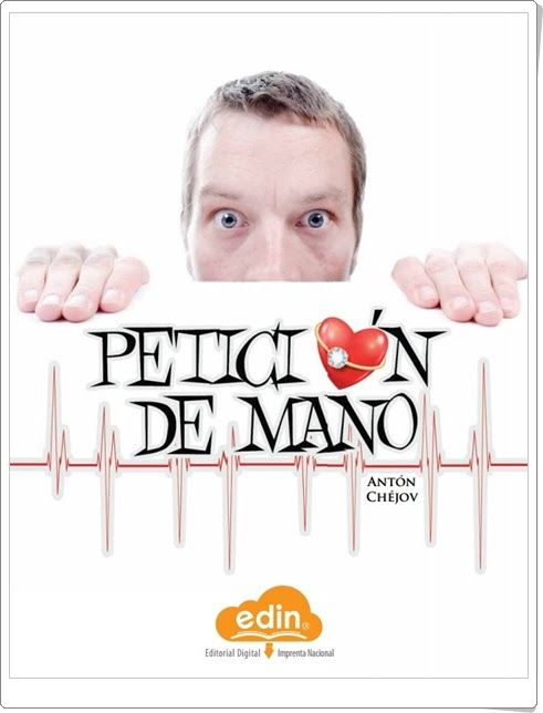 """Petición de mano"" de Antón Chéjov"