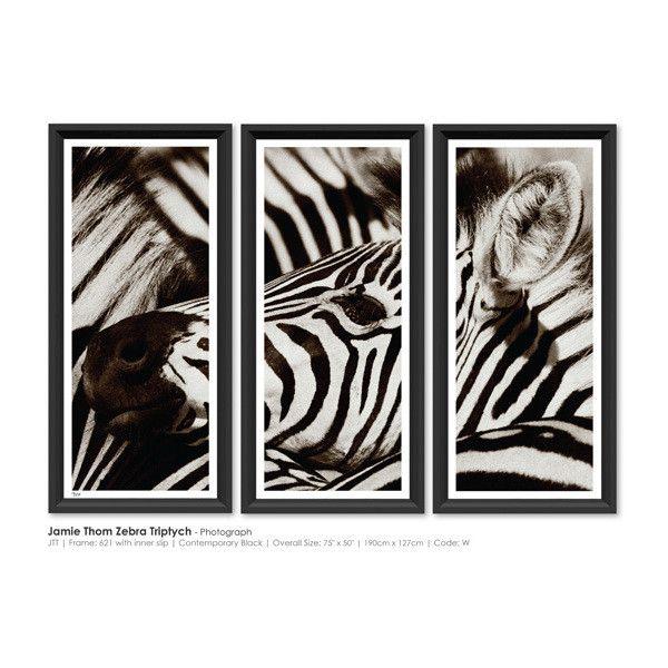 Trowbridge Jamie Thom Sabra Triptych Triptych found on Polyvore