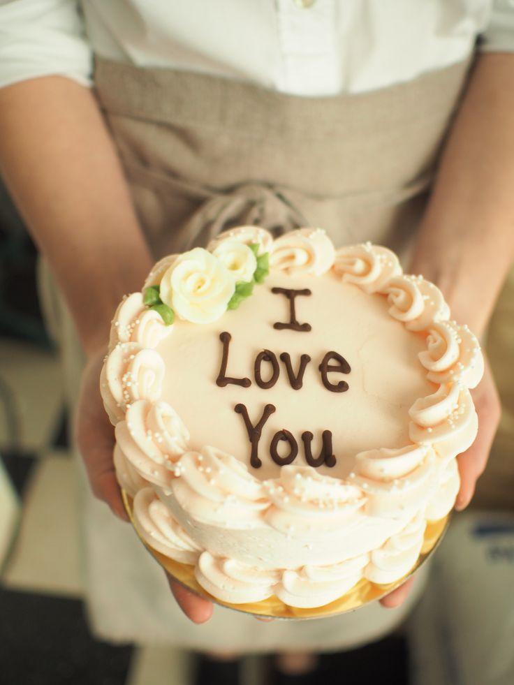 Cake Sentiments