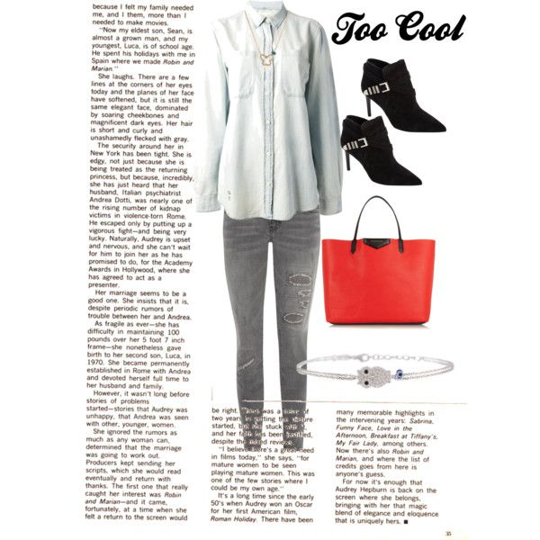 """""""denim heaven"""" by susie1971 on Polyvore"""