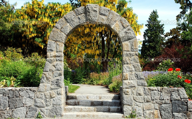 1000 Images About A Bricklayers Garden Ideas Feature
