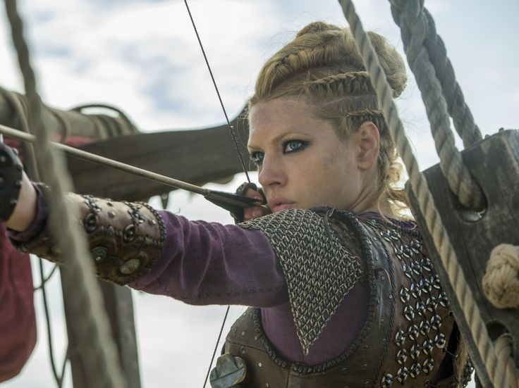 Katheryn Winnick da série Vikings
