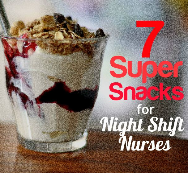 If drinking one cup of coffee after another is boring you already, worry no more. Here is a list of 7 super snacks for night shift nurses that will keep you energized and healthy at the same time: http://www.nursebuff.com/2014/05/healthy-snacks-for-night-shift-nurses/