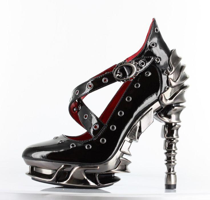 Hades Crow Heels