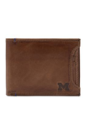 Jack Mason  Michigan Campus Bifold Wallet