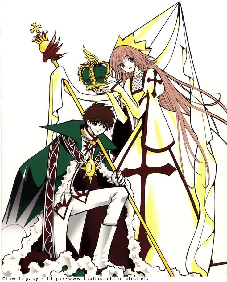 26 Best Images About CLAMP On Pinterest