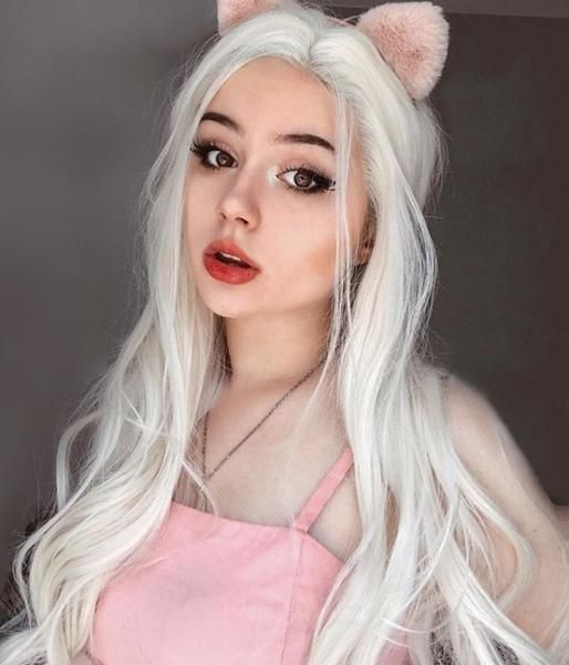 Dragon Queen  Synthetic Lace Front Wig - Baskley