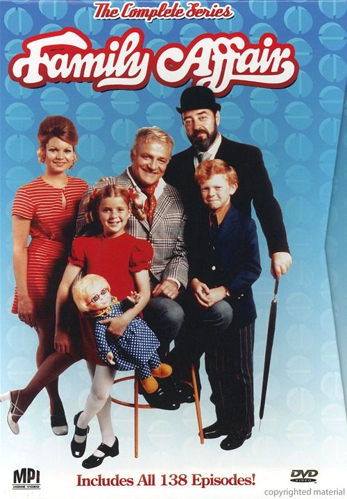 Family Affair - 1966-1971.
