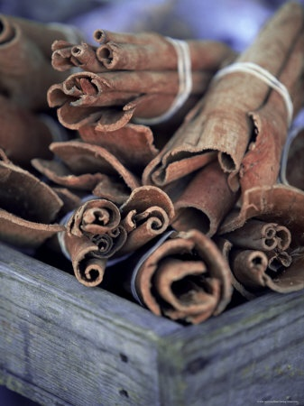 Cinnamon Sticks at the Market, Lesser Antilles, French West Indies